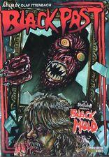 Black Past DVD Massacre Video Olaf Ittenbach 1989 Low Budget German Horror Gore