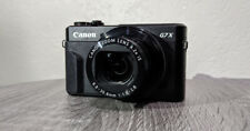 Canon g7x mark ii with accessories