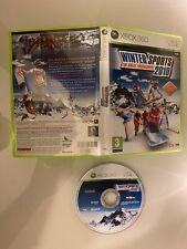 Winter Sports 2010: The Great Tournament Xbox 360 Spiel Schneller Versand UK