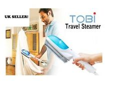 TRAVEL STEAMER IRON CLEANER HANDHELD CLOTHES FABRICS PORTABLE GARMENTS NEW
