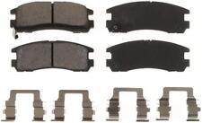 Disc Brake Pad Set-CQ Disc Brake Pad Rear Bendix D383