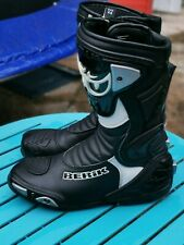 Berik Losail Motorcycle Boots size 44 UK 9.5
