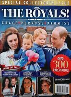 US WEEKLY SPECIAL COLLECTOR'S ISSUE GRACE PURPOSE PROMISE THE ROYALS! 2018 NEW..