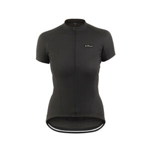 New De Marchi Womens Cycling Jersey - Corsa Jersey - Various Sizes - Black/Navy
