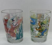 McDonalds Walt Disney World 100 Years of Magic Glasses