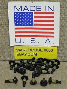 25 Torx Washer Head Door Lock Bolts Auveco #18515 GM Saturn Front & Rear Door