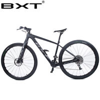 Ultra-light New Carbon Fiber MTB Bike 29er S M L Mountain Complete Bicycles 11*1