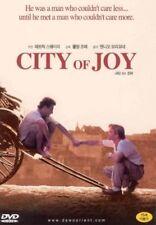 CITY OF JOY (1992) DVD - BRAND NEW - REGION 2 - PATRICK SWAYZE (UK SELLER)