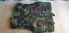 More details for british army dpm ecba combat body armour cover & soft fill armour 180/116 (2)