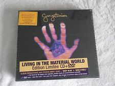 George Harrison - Living in the Material World ; RARE CD+DVD BOX SET ; New & Sea