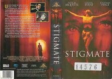 STIGMATE (1999) vhs ex noleggio