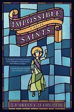 Impossible Saints by Clarissa Harwood (2018, SOFTCOVER), ARC, 1/18