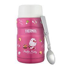Thermos Taiwan SK3021PK Hello Kitty   stainless food jar 720ml with spoon  NIB