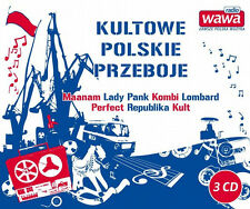 Kultowe polskie przeboje Radia Wawa  (CD 3 disc) 2010 NEW
