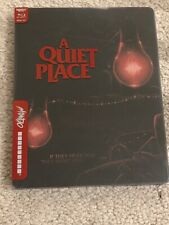A Quiet Place 4K UHD/Bluray Limited Edition Mondo Steelbook Best Buy No Digital