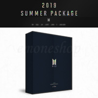 PRE-ORDER [ 2019 BTS SUMMER PACKAGE  VOL.5 - in KOREA ] + GIFT + Tracking Number