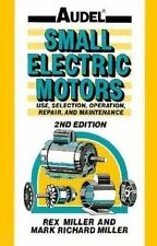 Audel Small Electric Motors : Use-ExLibrary
