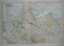 Map Of Germany Gottingen.Germany Lithography Antique Europe Political Maps For Sale Ebay