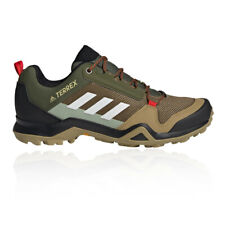 adidas Mens Terrex AX3 Walking Shoes Sports Outdoors Breathable Lightweight
