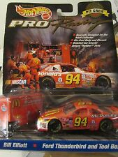 Nascar McDonalds Racing Pit Crew #94 McDonalds w/Toolbox Limited Edition Red
