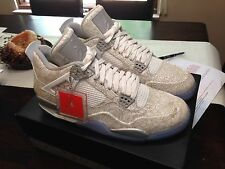 "Air Jordan Retro 4 ""Laser"" 30th Anniversary Size 12 DS - Below Retail!"