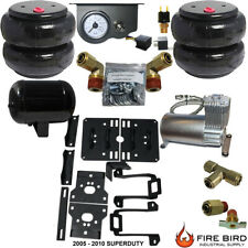 B ChassisTech Tow Kit Ford F250 F350 2005-2010 Compressor and Manual Valve