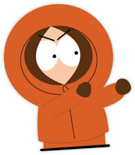 "South Park Kenny sticker decal 4"" x 5"""