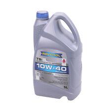 Ravenol Leichtlauföl TSi Motoröl Öl SAE 10W40 5L 5 Liter MB 229.1 ACEA A3/B3