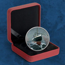 Canada - the Sinking of the Ss Princess Sophia - 20 $2018 Pf - Silver