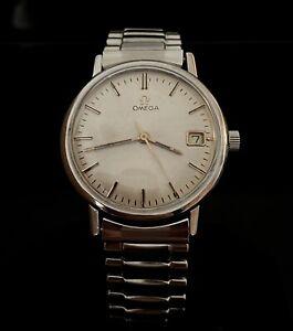 Vintage 60's Omega Geneve 131.019 watch