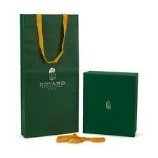 Authentic, Rare Goyard Medium Handbag Accessories Storage Box Gift Set + Extras