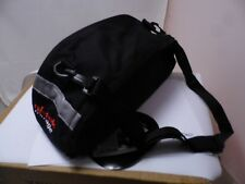 Ni-tek Bicycle Bike Rear Rack Bag - Removable Carry Strap
