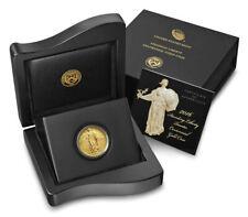 2016 W Standing Liberty Quarter Centennial Gold Coin .9999 Fine 1/4 Troy Oz