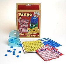 Juegos de mesa de plástico de bingo