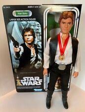 """Star Wars Original Vintage 12"""" Han Solo Action Figure"""