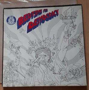 DEAD KENNEDYS-Bedtime...LP,Vinyl;Orig.US-Press 1986+Gatefold+Newspaper;VIRUS 50