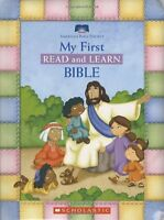 My First Read And Learn Bible by American Bible Society