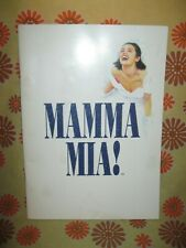 Ancien PROGRAMME COMEDIE MUSICALE ABBA MAMMA MIA ! Spectacle Musical Disco Music
