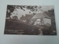 Vintage Postcard 645 Lullington Church Sussex Smallest Church in England §A1154