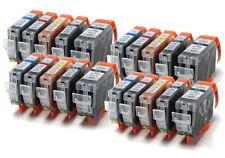 20 compatible cartouches d'encre pour MG5250 MG5350 MG6150 MG6250 MG8150 MG5250 ix6550 MX895