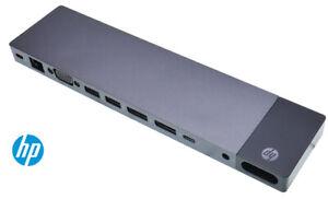 HP ELITE Thunderbolt 3 Dock HSTNN-CX01 Docking für ZBook, Z Book Studio 15 17 G3
