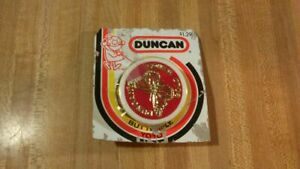 Vintage Duncan Red Wing Butterfly YoYo,1986,original package,rare,vg!