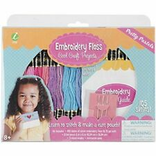 Iris Embroidery Floss Craft Projects Cool Craft Projects
