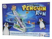 Musical Light Up Penguin Run Race Childrens Kids Game Xmas Gift Girls Boys New