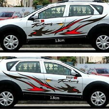 Two Side Stickers Generic Cut Carving Sticker 1.8m Car Body Decal Vinyl Graphics