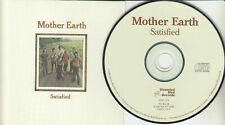 MOTHER EARTH Satisfied (CD 2005) 1970 Album Blues Rock Wounded Bird Reissue