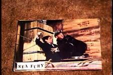 SEA FURY LOBBY CARD #5  BRITISH