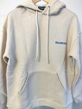 Balenciaga logo print hoodie 600583TJVA8