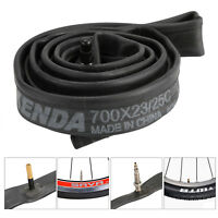 Kenda Bike Bicycle Butyl Inner Tube Presta / Schrader Valve For Multi Size Wheel