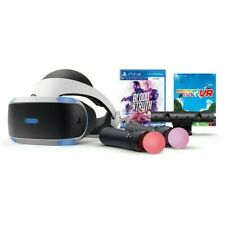 NEW Sony Playstation PSVR Blood & Truth and Everybody's Golf VR Bundle